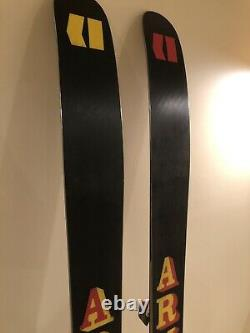 Armada 116 JJ Mens Skis 185 cm with Marker Griffon Bindings