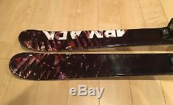 Armada El Rey 157cm Park Skis / Marker Griffon bindings