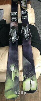 Armada Invictus 89Ti with Marker Griffon Bindings