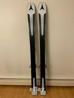 Atomic 2019 Vantage 90 TI Skis withMarker Griffon 13 bindings NEW 176cm