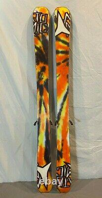 Atomic Bent Chetler Jr 143cm 142-90-115 Twin-Tip Skis withMarker Comp 10 Bindings