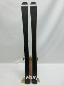 Axis Luna Size 130 cm Skis With Marker 4.5 Bindings