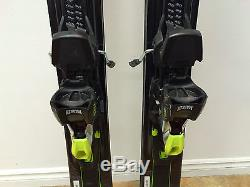 BLIZZARD QUATTRO 8.4 TI 174cm 2017 SKIS WITH BINDINGS MARKER X-CELL 12.0