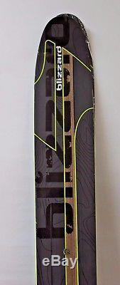 BLIZZARD Titan Zeus IQ Max Powder SKIS 185CM NEW with Marker IQ Max binding 810201