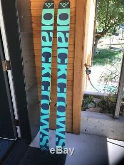 Black Crow Atris Ski 184 cm and Marker Griffon 13 Binding. Gently used
