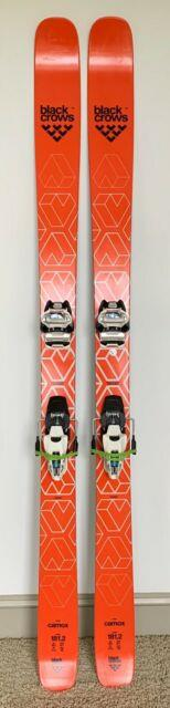 Black Crows Camox 181 With Marker Griffon Bindings