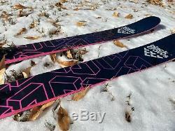 Black Crows Corvus Ski 193 cm 2018 Marker Kingpin 13 Bindings