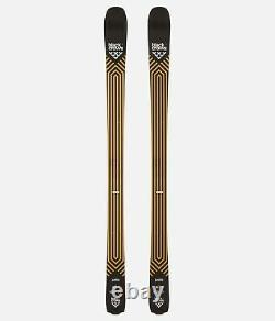 Black Crows Justis (183.1 cm) Skis with Marker Griffon 13 ID Bindings (Unmounted)