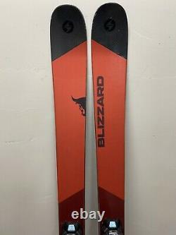 Blizzard Bonafide 180 With Marker Griffon Bindings