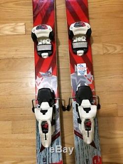Blizzard Bonafide 180cm Skis, 98mm wide, Griffon Marker bindings