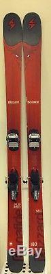 Blizzard Bonafide Ski with Marker'Griffon' Binding