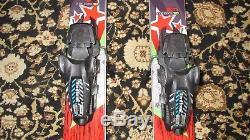 Blizzard Brahma 180cm withMarker Griffon Demo Bindings