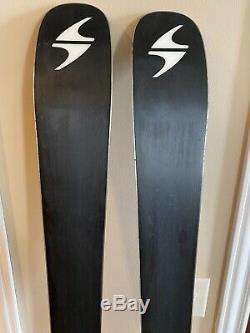Blizzard Brahma 88 180cm Alpine Skis With Marker Griffon Bindings NICE
