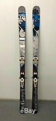 Blizzard Bushwacker Skis 180 cm with Marker Jester Bindings