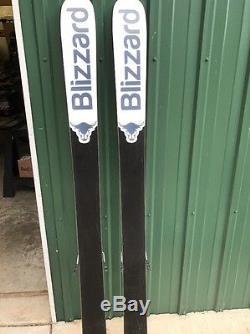Blizzard Cochise 177 2015 W Marker Griffon Bindings