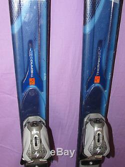 Blizzard EPIC Titanium skis 167cm with Marker Sigma Speedpoint adjustable bindings