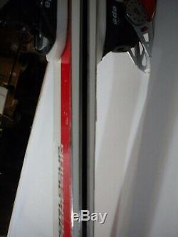 Blizzard Gs 185 CM 27 M Radius Skis Marker 14.0 Bindings Developmental Race Ski