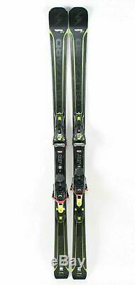 Blizzard Quattro 7.2 Ti Ski with Marker Race Xcell 12 Binding 174cm