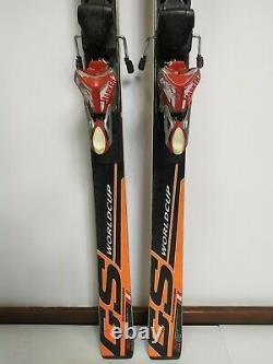 Blizzard Race GS World Cup 182 cm Ski + Marker C16 Bindings Winter Fun Snow