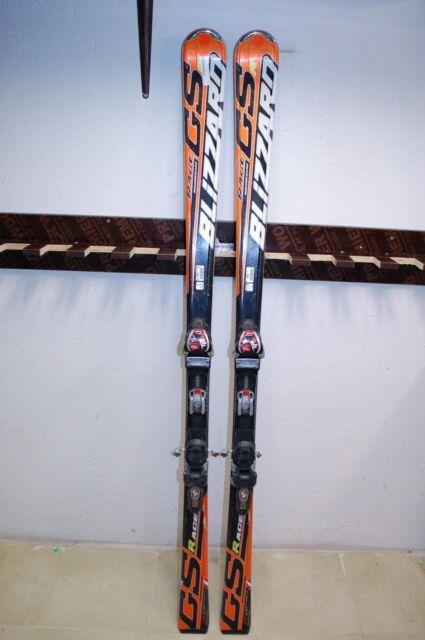 Blizzard Race Magnesium Gs 174 Cm Ski + Marker Tp 12 Bindings