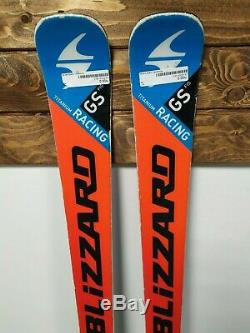 Blizzard Racing GS 156 cm Ski + Marker 10 Bindings