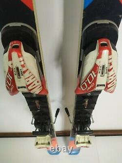 Blizzard Racing GS FIS 170 cm Ski + Marker Comp 10 Bindings Winter Snow Sport
