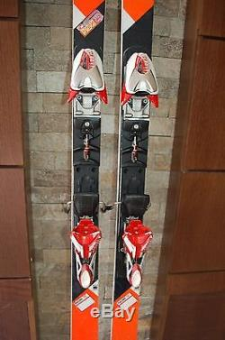 Blizzard Racing GS FIS World Cup 182 cm Ski + Marker Comp 16.0 Bindings