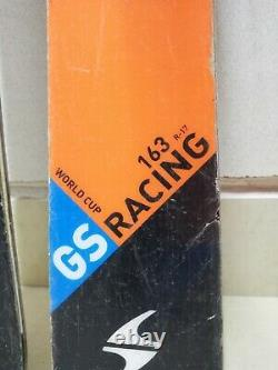 Blizzard Racing GS World Cup 163 cm Ski + Marker Comp 12.0 Bindings Outdoor Snow