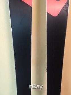 Blizzard Rustler 10 Skis With Marker Griffon Bindings 172cm 1 Season Of Use