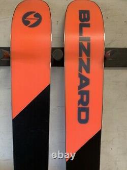 Blizzard Rustler 11 180cm with Marker Griffon Demo Binding