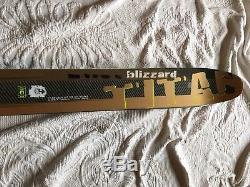 Blizzard Titan Marker Griffon Ski Skis Powder Bindings