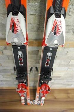 Blizzard World Cup GS Race 176 cm Ski + Marker Comp 16.0 Bindings