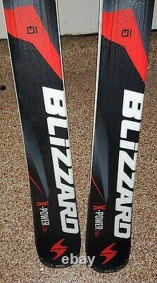 Blizzard X Power 770 TI 181 123/77/105 Art-915004 Skis & TP 12.0 Marker Bindings