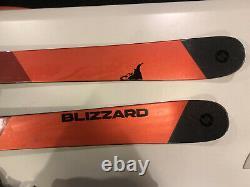 Blizzard bonafide 180 2019/ Marker Griffon Bindings