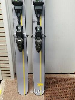 DPS RPC Powder Skis 192 withMarker Jester Schizo Bindings 142x115x127 Excellent