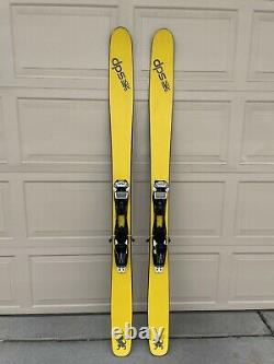 DPS Wailer Skis W Marker Baron AT Bindings