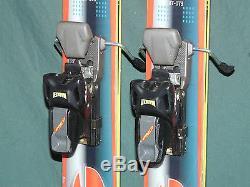Dynastar BIG Powder 175cm Skis Extreme Line with Marker M41 Demo adj Bindings