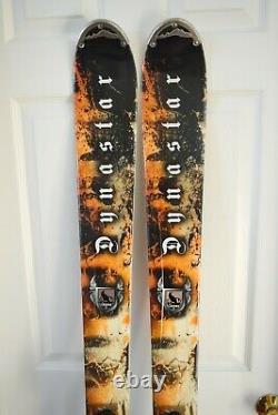 Dynastar Sultan 85 Skis Size 178 CM With Marker Jester 16 Bindings
