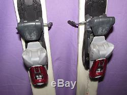 Dynastar Trouble Maker TM freestyle skis 168cm with Marker m1100 ski bindings