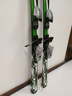 Elan Exar Pro 140 cm Ski + BRAND NEW Marker EPS 9.0 Bindings CBS