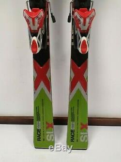 Elan Race SLX 165 cm Ski + Marker 14 Bindings