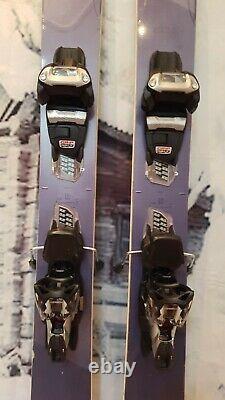 Ex-Demo Blizzard Rustler 10 172cm All Mountain skis + Marker Griffon TCX binding