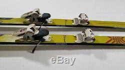 Fischer Big Stix 190 Cm Skis with Marker Griffon Bindings