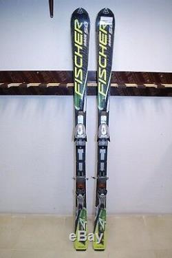 Fischer RC4 R Tune SG 160 cm Ski + Marker I 200 12.0 Bindings