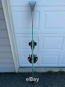 Fischer Ranger 108 174cm WITH adjustable MARKER GRIFFON BINDINGS