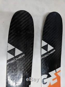 Fischer Ranger 90 ski, 179 cm with Marker Kingpin 13 bindings