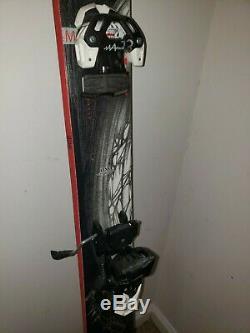 Free Shipping Line Mordecai Ski 2016 186cm marker 13 bindings