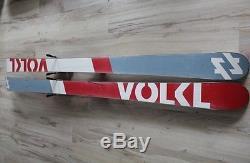 Freestyle VOLKL LEDGE Skis 171cm 2017 + Marker Bindings Völkl