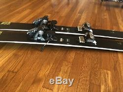 Great Condition Rossignol 2015 Soul 7 Skis 180cm With Marker Griffon 2015 Bindings