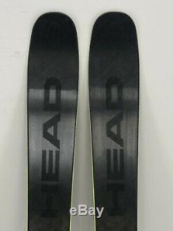 HEAD Kore 93 Skis with Marker Griffon 13 Demo Bindings 180cm
